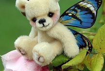 Teddy bears & other Bears & Other Animals