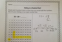 math unit addition & subtraction / by Amy Musick