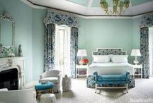 Colours for moods / Colours, palette, technochromatic, interior design