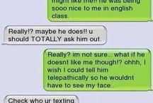Söta sms