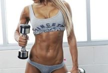 Physical aesthetics / I'm all about healthy bodies, these woman inspire me more for their strength, determination, dedication to what they want to achieve. The end result is obvious in a strong muscle toned physique.