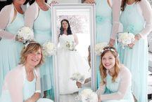 Bridesmaid & Flowergirl