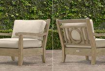 Orange Lawn outdoor furniture