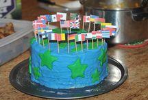 world cakes