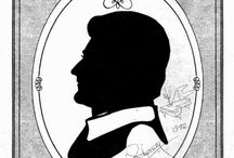 History of silhouette art