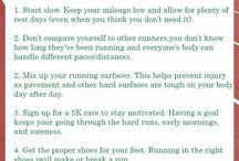 Running / Tracking my running as a total grom!