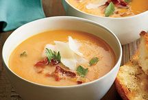 Recipes - soups / by Meghan Lapides