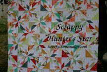 Layer cake patterns / 10 inch sq fabric blocks patterns
