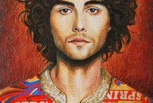 Portraits of Men 1 / ART