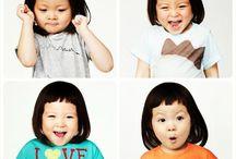 Cute kid ^-*