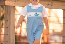 Boys' Jon Jons / Little boys clothing in jon jon styles that are classic and traditional for either warm weather or cold.