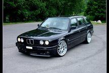 BMW tourinh