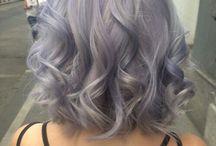 Pastel hair dos