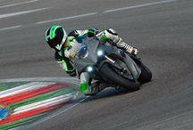 ENERGICA&BRANNA / Energica & Alessandro Brannetti @ Franciacorta Racetrack
