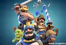 Clash Royale / Clash Royale is a hot new app game! Buy Clash Royale gems on http://www.cocgems.com/