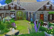 Maisons Sims 4