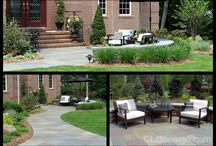 Patios / Some of our favorite patios, designed and installed by us.