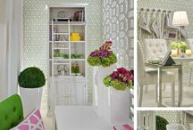 Home Office / Gonna start working from home!!! / by Bianca Cruz