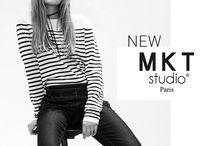 MKT / MKTstudio (my Knot Tie) es un estudio de creación parisino, que pretende plasmar mediante la moda diferentes personalidades, pasiones y estilos.