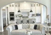 White & Gray Decor and Furniture