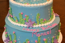 Birthday Cakes / Great birthday cake ideas to match your theme or interests!