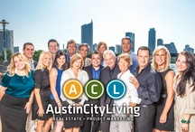Austin City Living Team / At Austin City Living, We have an experienced team of Austin Real Estate Agents to help you find the home of your dreams and/or help you sell you existing home in Austin, Texas