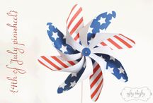 4th of July Fun! / by Hadley Pottery