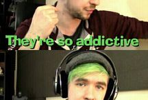 Youtubers / My favourite Youtubers.