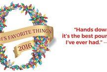 Oprah's Favorite Things / Oprah's Favorite Things 2016