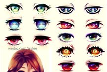 Eyes References