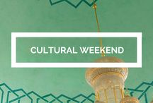 Cultural Weekend / The history, the architecture, the art, the religion - if it's this that fascinates you about a destination, then these short breaks are for you.