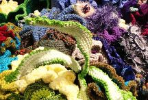 Coral Reef Crochet / A collection of Coral Reef Crochet. / by Maggie's Crochet