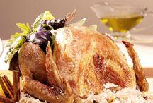MUTFAK - Tavuk Yemekleri / Dolmalar