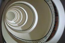 lépcsőházak