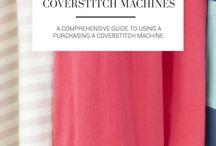 Sewing - Coverstitch Machines, Tips & Tutorials