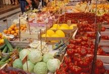Market / Colorati e profumatissimi i Mercati del Sud
