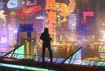 That Blade Runner Aesthetic