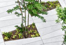 Greenery in public space