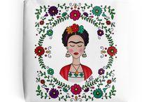 Frida / Una gran mujer