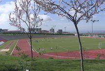 İncek'te Mevsim / Doğa ile iç içe olan kampüsümüz dört mevsim de güzel...