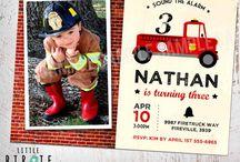 пожарный 3 года
