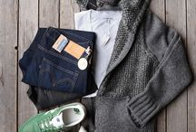 Looks Winter Casual