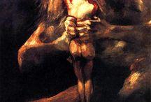 Painting. Francisco Goya