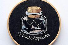 Вышивка гладью/embroidery