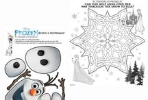 Frozen Ideas / by Erin Gray