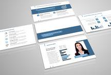 Moderne PowerPoint-Vorlagen / Klick dich nicht länger nur durch Folien, sondern repräsentiere mit Power on point!