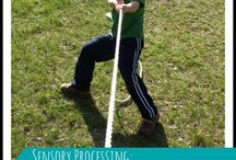 Sensory mod - Proprioception