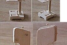 Diorama carpinteria