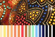 ...........My Color Palettes..................