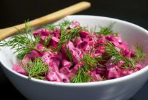 Salater ❤️ / Lækre salater ❤️